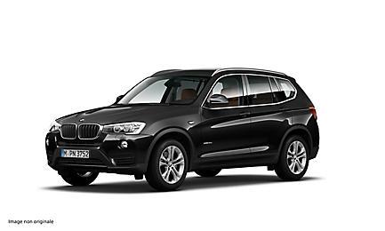 BMW X3 sDrive18d 150 ch Finition Executive (Entreprises)