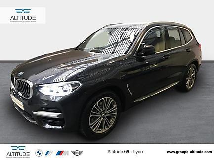 BMW X3 xDrive20d 190 ch