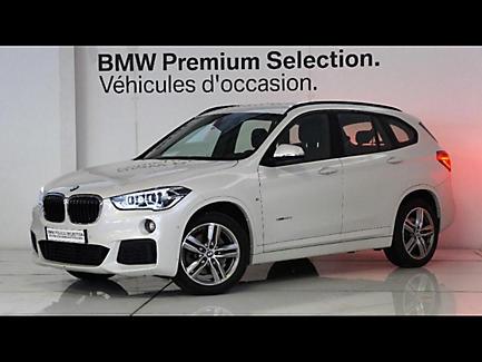BMW X1 xDrive25d 231ch Finition M Sport