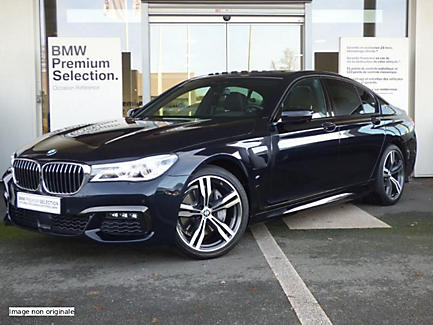BMW 740e iPerformance 326 ch Berline Finition M Sport