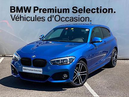 BMW 120d xDrive 190 ch trois portes Finition M Sport Ultimate avec pack M Sport Shadow