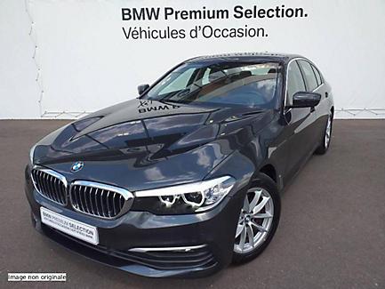 BMW 518d 150ch Berline Finition Business Design