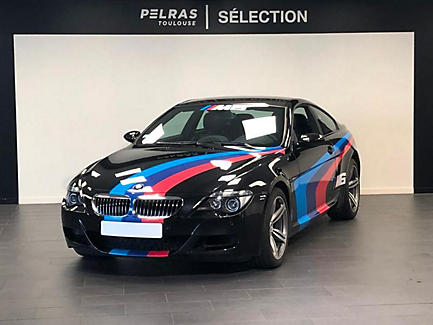 BMW M6 507 ch Coupe