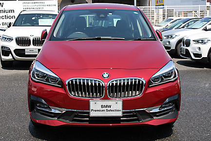 218d Gran Tourer Luxury