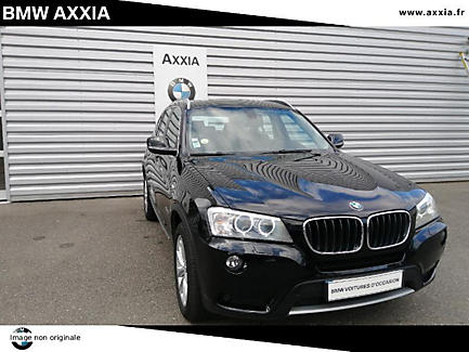 BMW X3 xDrive20d 184 ch Luxe
