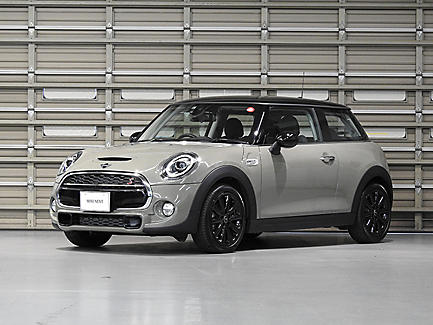 THE NEW MINI COOPER S 3 DOOR.