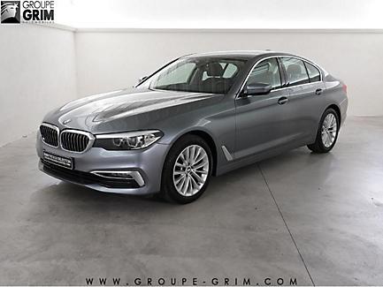 BMW 520d 190 ch BVA Berline Finition Luxury