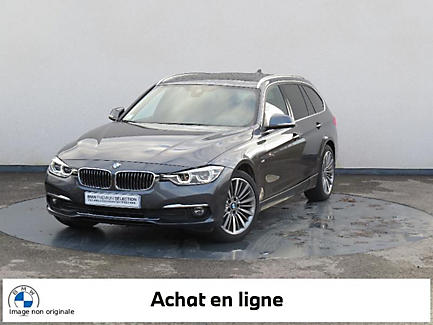 BMW 318d 150 ch Touring Finition Luxury