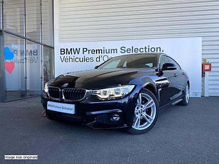 BMW 430d 258 ch Gran Coupe Finition M Sport