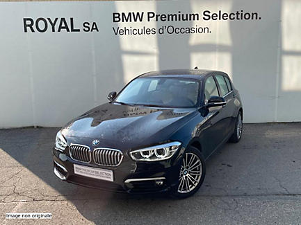 BMW 118i 136 ch cinq portes Finition Urban Chic