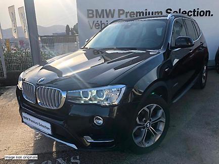 BMW X3 xDrive30d 258 ch Finition xLine