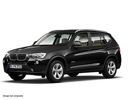 BMW X3 xDrive20d 190 ch Finition Business (entreprises)