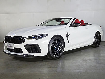 M8 Cabriolet Competition