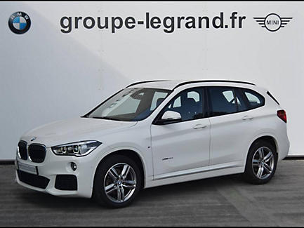 BMW X1 sDrive18d 150ch Finition M Sport