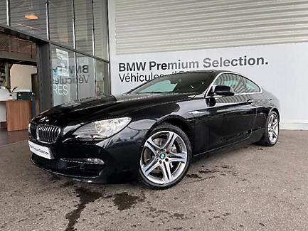 BMW 640d xDrive 313 ch Coupe Finition Exclusive
