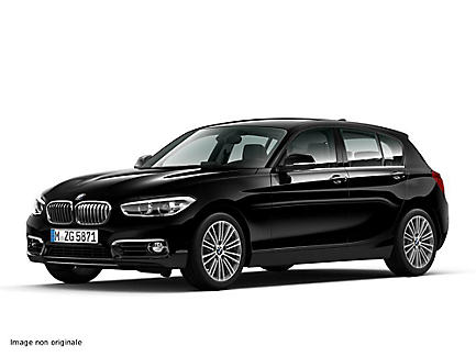 BMW 116i 109 ch cinq portes Finition Urban Chic