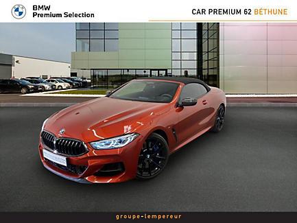 BMW M850i xDrive 530 ch Cabriolet