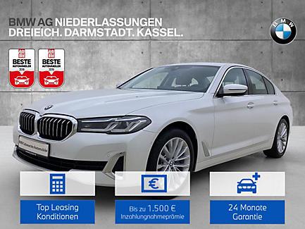 520d Limousine Luxury Line