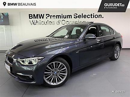 BMW 320d xDrive 190 ch Berline Finition Luxury