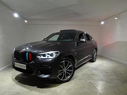 BMW X4 M40i 360 ch