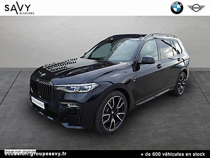 BMW X7 xDrive40d 340 ch Finition M Sport