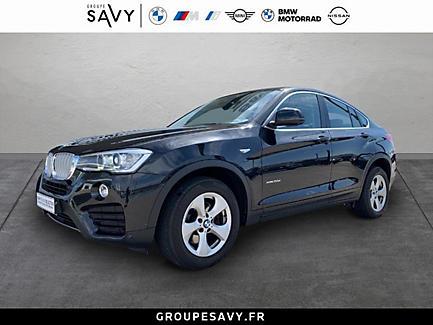 BMW X4 xDrive30d 258 ch Finition Lounge Plus
