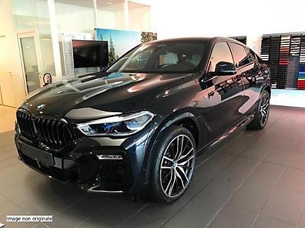 BMW X6 M50d 400 ch