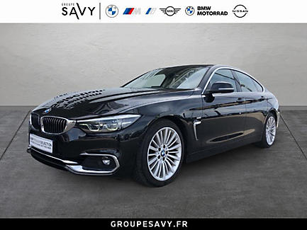 BMW 430i 252 ch Gran Coupe Finition Luxury