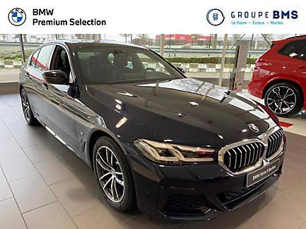 BMW 518d 150 ch Berline Finition M Sport