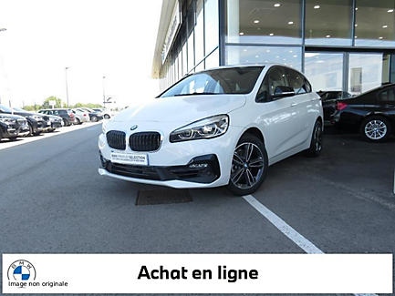 BMW 218i 140ch Active Tourer Finition Sport