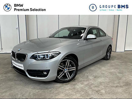 BMW 220i 184 ch Coupe Finition Sport