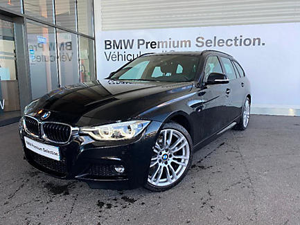 BMW 320d xDrive 190 ch Touring Finition M Sport