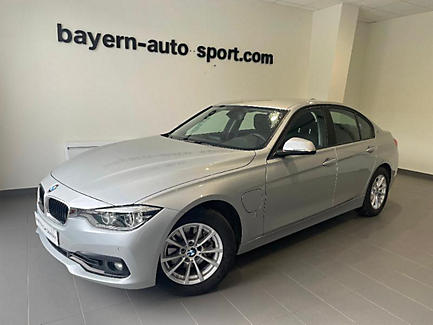 BMW 330e 252 ch Berline Finition Lounge