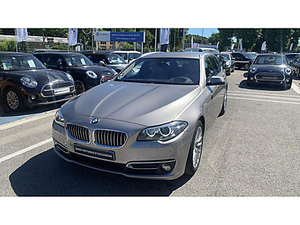 BMW 525d 218ch Touring Finition Luxury