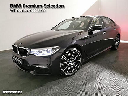 BMW 540d xDrive 320 ch Berline Finition M Sport (tarif fevrier 2018)