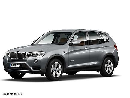 BMW X3 xDrive20d 190 ch Finition Executive (Entreprises)