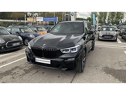 BMW X5 xDrive40d 340 ch Finition M Sport