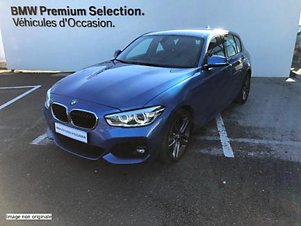 BMW 120i 184 ch cinq portes Finition M Sport Ultimate