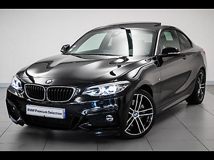 BMW 230i 252 ch Coupe Finition M Sport