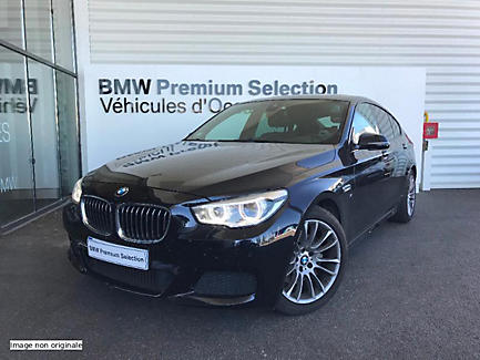 BMW 530d xDrive 258 ch Gran Turismo Finition M Sport