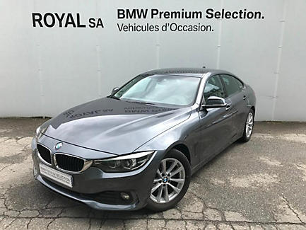 BMW 420i 184 ch Gran Coupe Finition Lounge