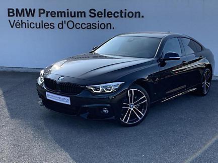 BMW 430i xDrive 252 ch Gran Coupe Finition M Sport