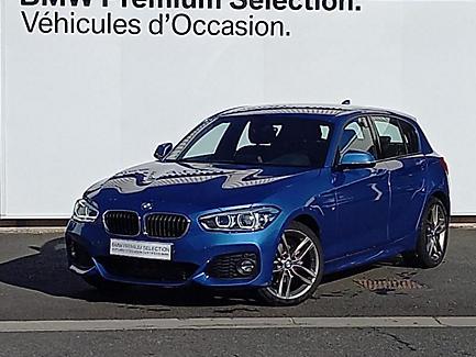 BMW 118d 150ch cinq portes Finition M Sport Ultimate
