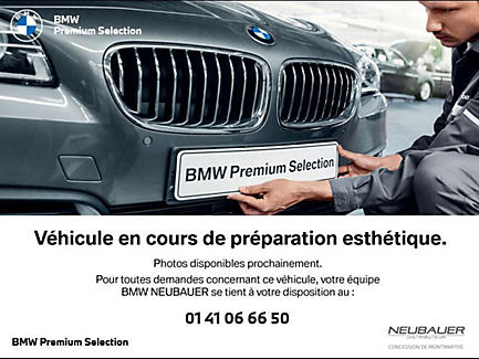 BMW 320d 190 ch Touring Finition M Sport Ultimate