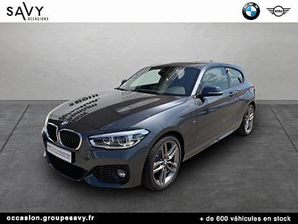BMW 116d 116 ch trois portes Finition M Sport Ultimate