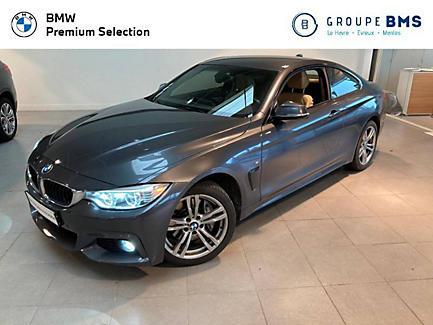 BMW 435i xDrive 306 ch Coupe Finition M Sport