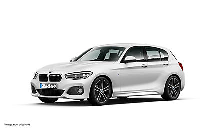 BMW 114d 95 ch cinq portes Finition M Sport Ultimate