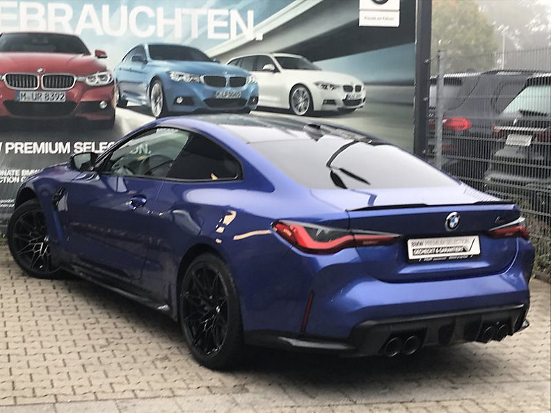 M4 Competition Coupe
