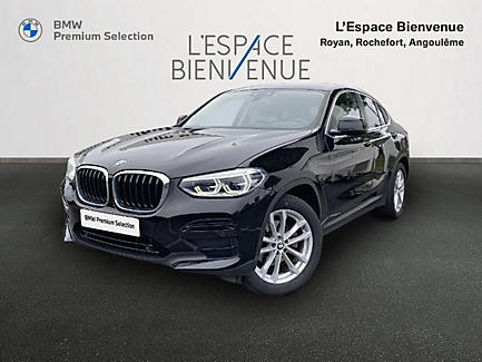 BMW X4 xDrive20d 190 ch Finition Business Design (Entreprises)