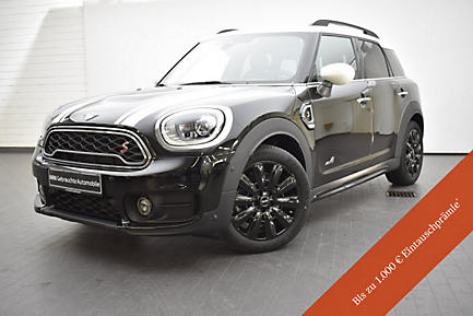 Cooper SD Countryman ALL4 (AUT)